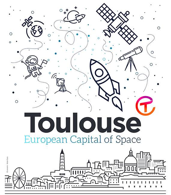 Toulouse, capitale européenne du spatial