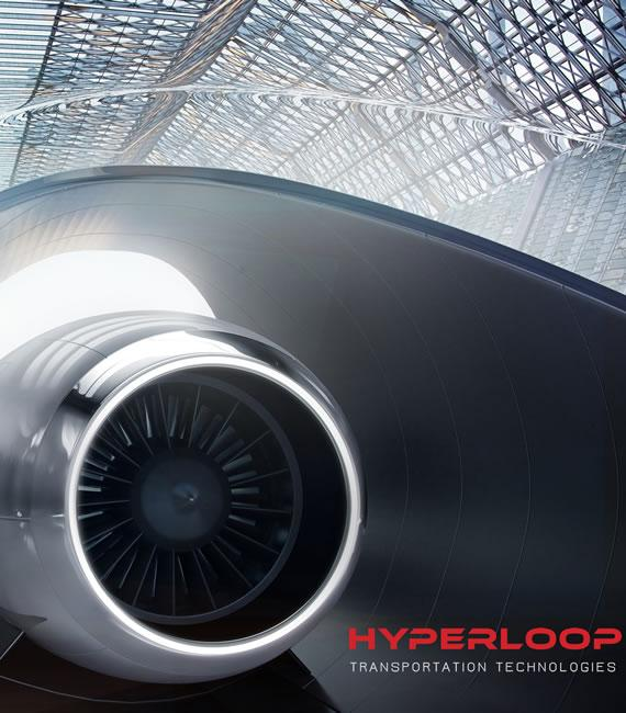 Nos pôles d'excellence - Hyperloop TT