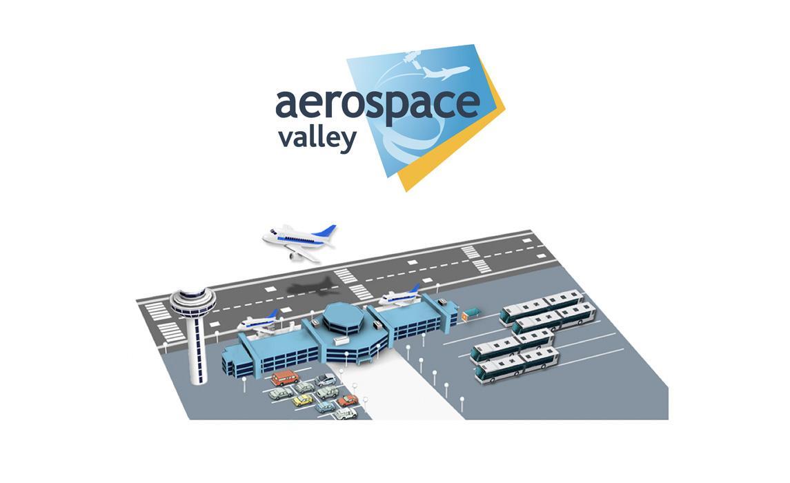 Le pôle de compétitivité Aerospace Valley, basé à Toulouse