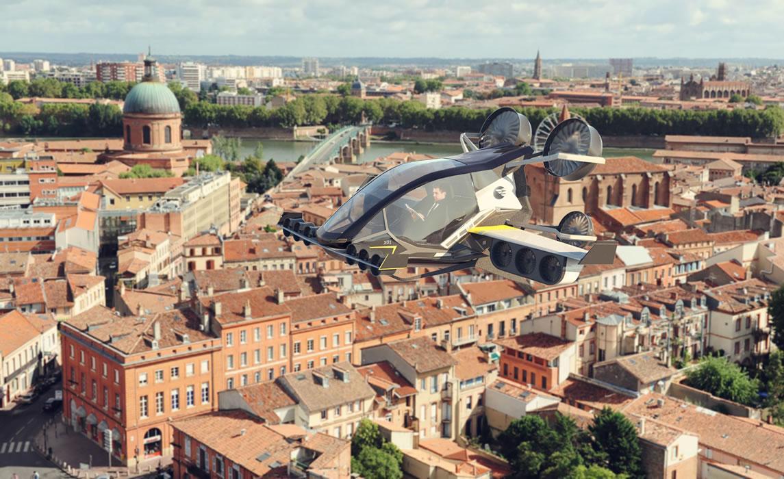EVA - Electric Visionary Aircrafts